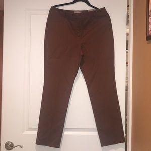 Chico's pants NWT